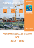 ORIENTATIONS STRATEGIQUES PLH 2014-2020